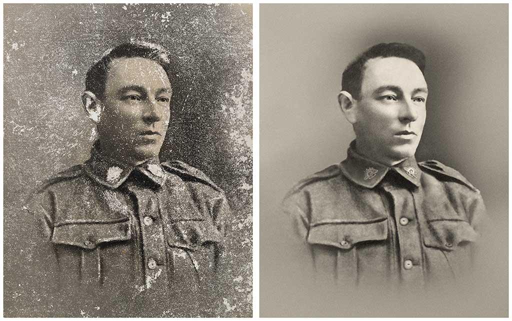 Photo restoration Melbourne
